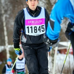 Skiing 90 km - Alexander Thorelli (11845)
