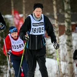 Skiing 90 km - David Johansson (18505)