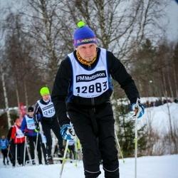 Skiing 90 km - Anders Ruumensaari (12883)
