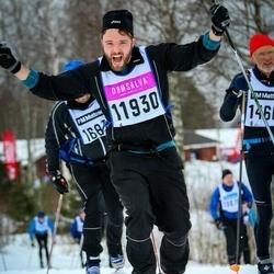 Skiing 90 km - Filip Fors (11930)