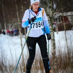 Skiing 90 km - Caroline Nyström (17594)