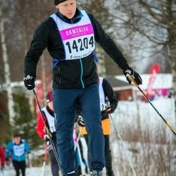 Skiing 90 km - Anders Nordman (14204)