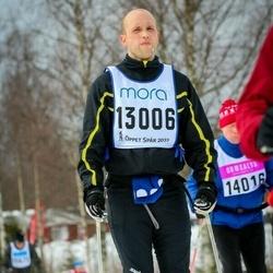 Skiing 90 km - Anders Nygårdh (13006)