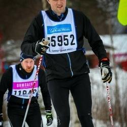 Skiing 90 km - Anders Österling (15952)