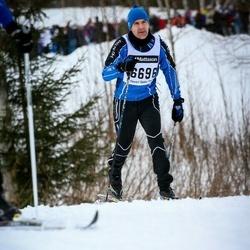 Skiing 90 km - Anders Rosendal (16696)