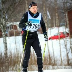 Skiing 90 km - Fredrik Mårdh (17706)