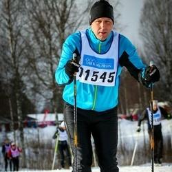 Skiing 90 km - Anders Krafft (11545)