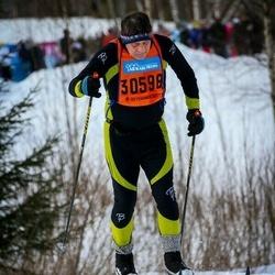 Skiing 90 km - Åke Gisslar (30598)
