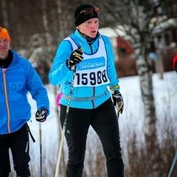Skiing 90 km - Camilla Asplund (15988)