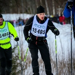 Skiing 90 km - David Klasson (15485)