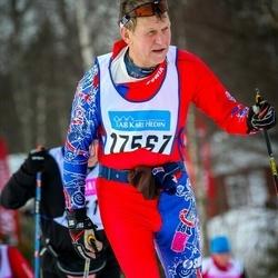 Skiing 90 km - Aarre Alajääskö (17567)