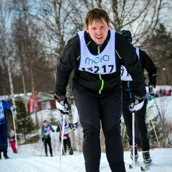 Skiing 90 km - Emanuel Andersson (13217)