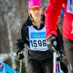 Skiing 90 km - Cecilia Ericsson (15965)