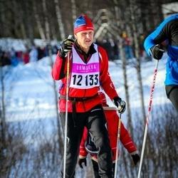 Skiing 90 km - Jan-Peter Dahlberg (12133)