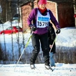Skiing 90 km - Jennie Nimborg (15728)