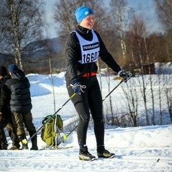 Skiing 90 km - Emelie Jansson (16607)