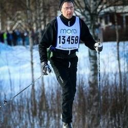 Skiing 90 km - Mats Johnsson (13458)