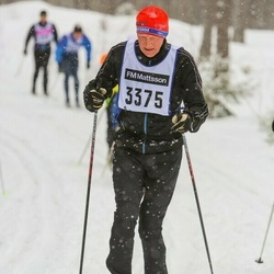 Skiing 90 km - Åke Nyström (3375)