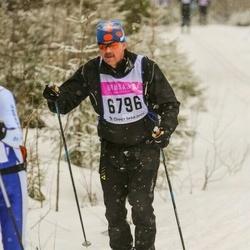 Skiing 90 km - Lennart Ohlsson (6796)