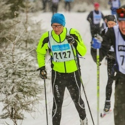 Suusatamine 90 km - Mattias Falk (2127)