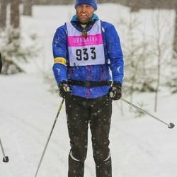 Suusatamine 90 km - Anders Widman (933)