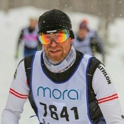 Skiing 90 km - Norbert Wichmann (7641)