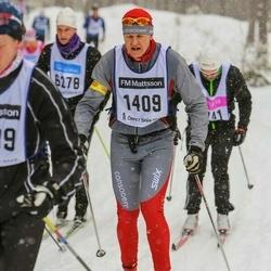 Skiing 90 km - Anders Widén (1409)