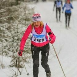 Suusatamine 90 km - Kirsi Aronsson (2406)