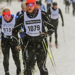 Suusatamine 90 km - Lars Antonsson (1079)
