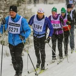 Skiing 90 km - Petter Iversen (5784)
