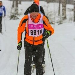 Skiing 90 km - Christer Björk (6810)