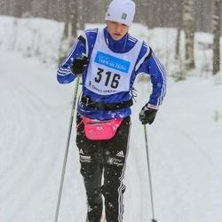 Skiing 90 km - Alexander Axelsson (316)