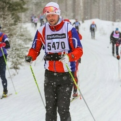Skiing 90 km - Arne Jonny Aas Thorsen (5470)