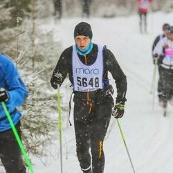 Skiing 90 km - Andreas Hansen (5648)