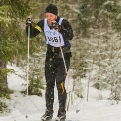 Skiing 90 km - Daniel Hald (3664)