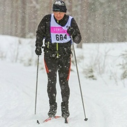 Skiing 90 km - Christian Hatheyer (684)
