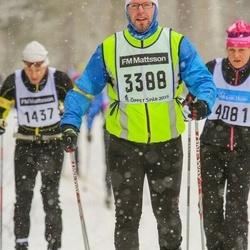 Skiing 90 km - Henrik Näsman (3388)