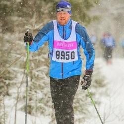 Skiing 90 km - Henrik Hultström (8950)