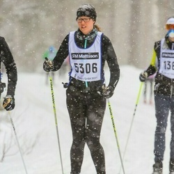 Skiing 90 km - Ida Almlöf (5306)