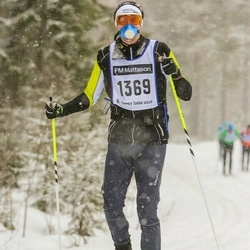 Skiing 90 km - Martin Wehlin (1369)