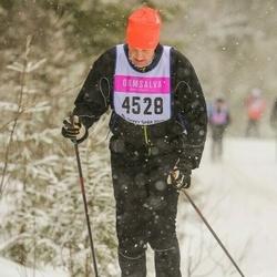 Skiing 90 km - Thomas Larsson (4528)