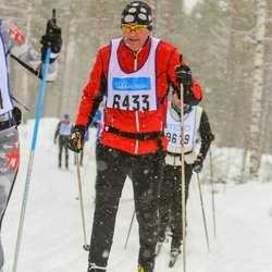 Skiing 90 km - Patrik Åman (6433)
