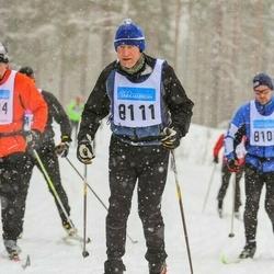 Skiing 90 km - Leif Lindman (8111)