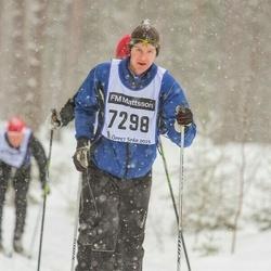 Skiing 90 km - Thomas Persson (7298)