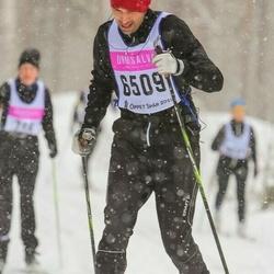 Skiing 90 km - Björn Gunnarsson (6509)