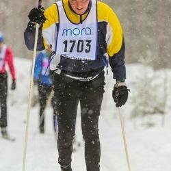 Skiing 90 km - Ulf Johanneson (1703)