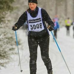 Skiing 90 km - Madeleine Åstrand (3006)