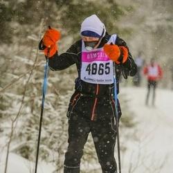 Skiing 90 km - Bernt Wilhelmsson (4865)