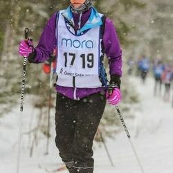 Skiing 90 km - Jenny Edström (1719)