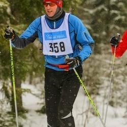 Skiing 90 km - Christian Sporrong (358)